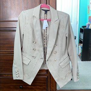 BRAND NEW khaki jacket